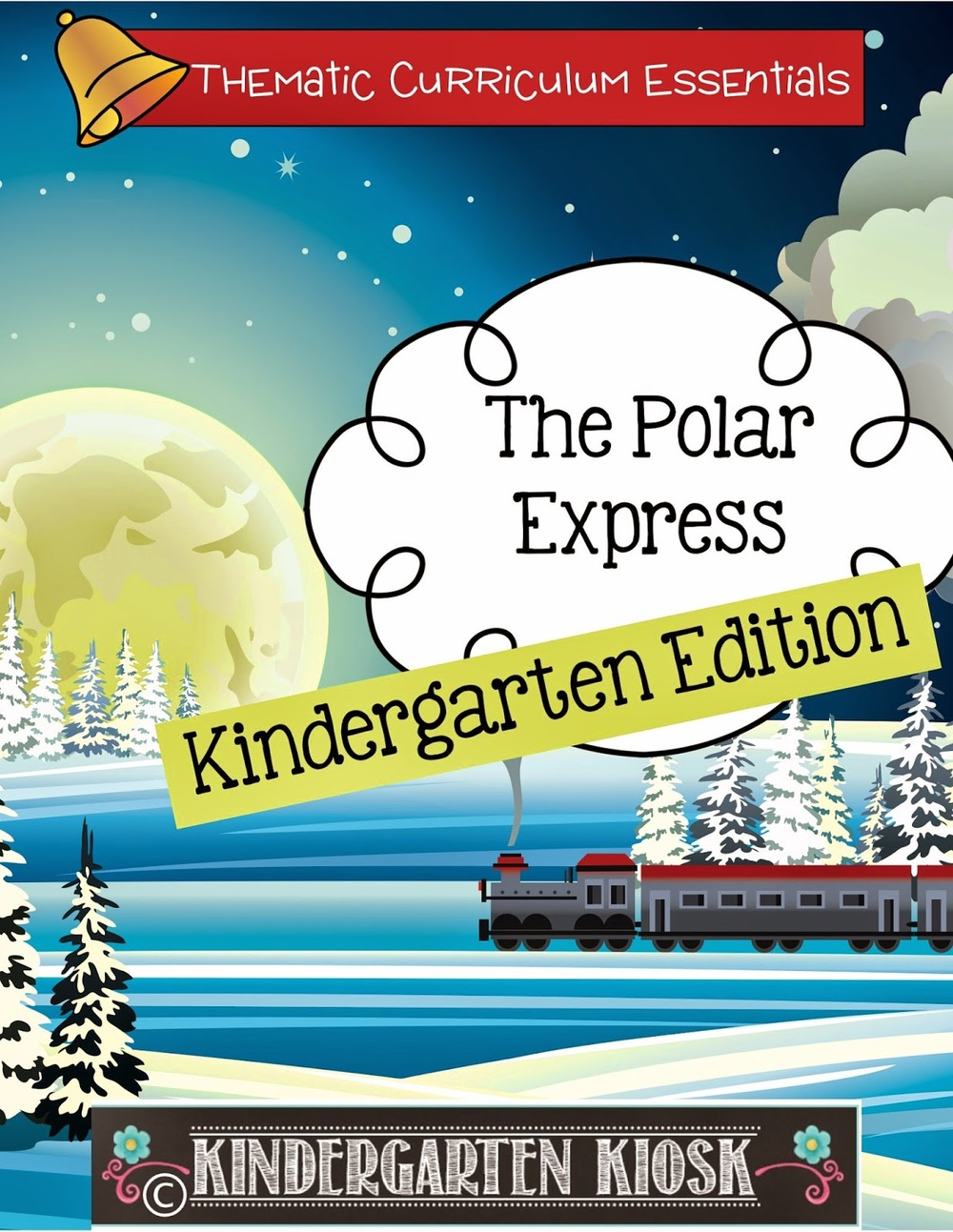 Christmas & Winter Thematic Activities on SALE! — Kindergarten Kiosk