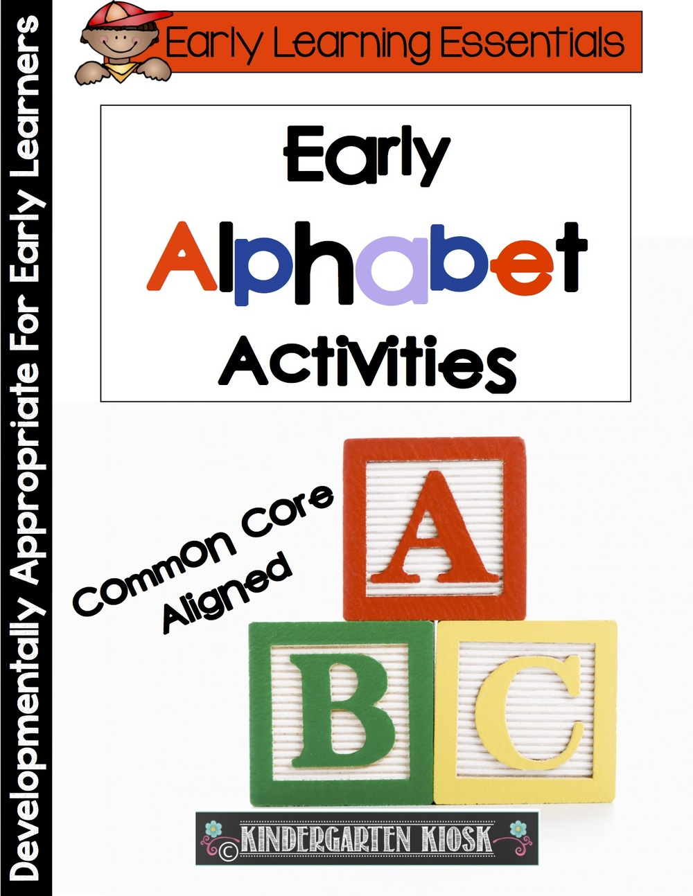 Early Alphabet Activites and Games