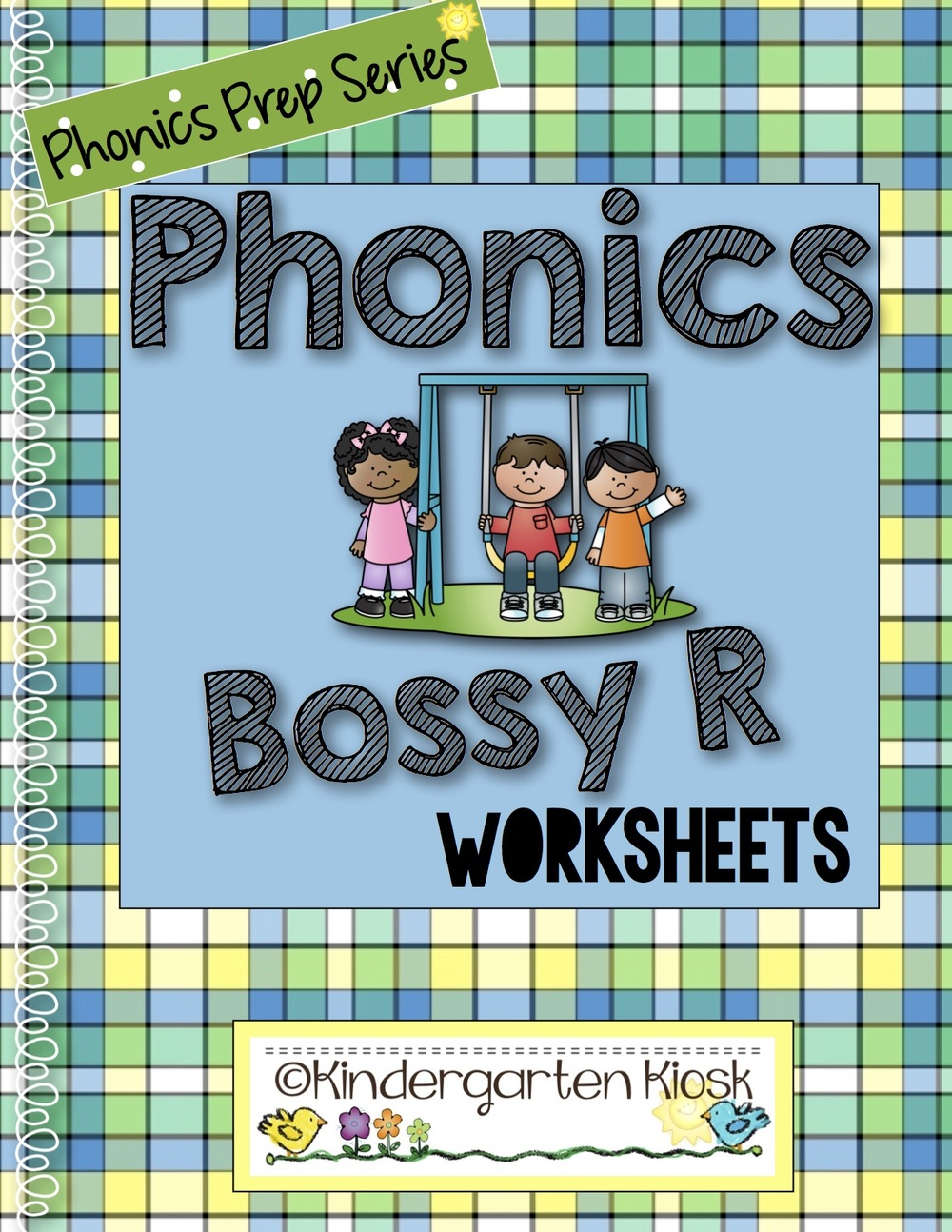worksheet Bossy R Worksheets phonics prep bossy r worksheets kindergarten kiosk