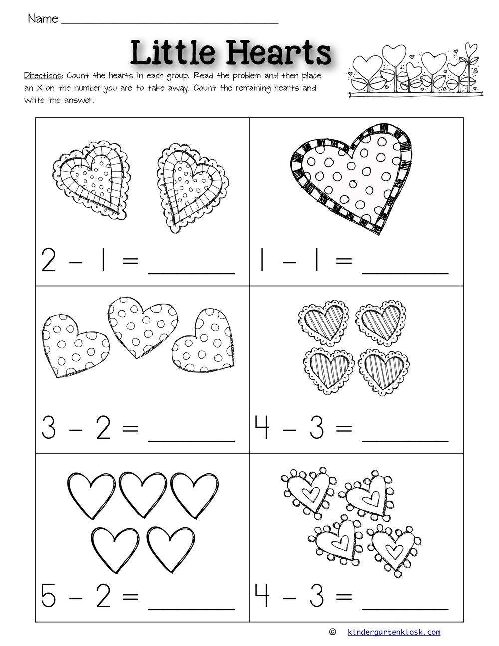 Kindergarten Worksheets: Printable Worksheets - Days of Month ...