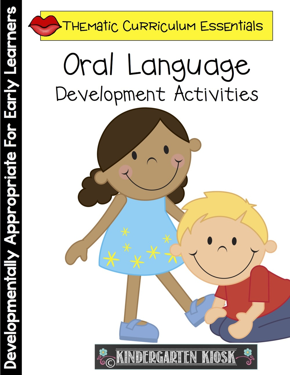 Oral Language Development Activities — Kindergarten Kiosk