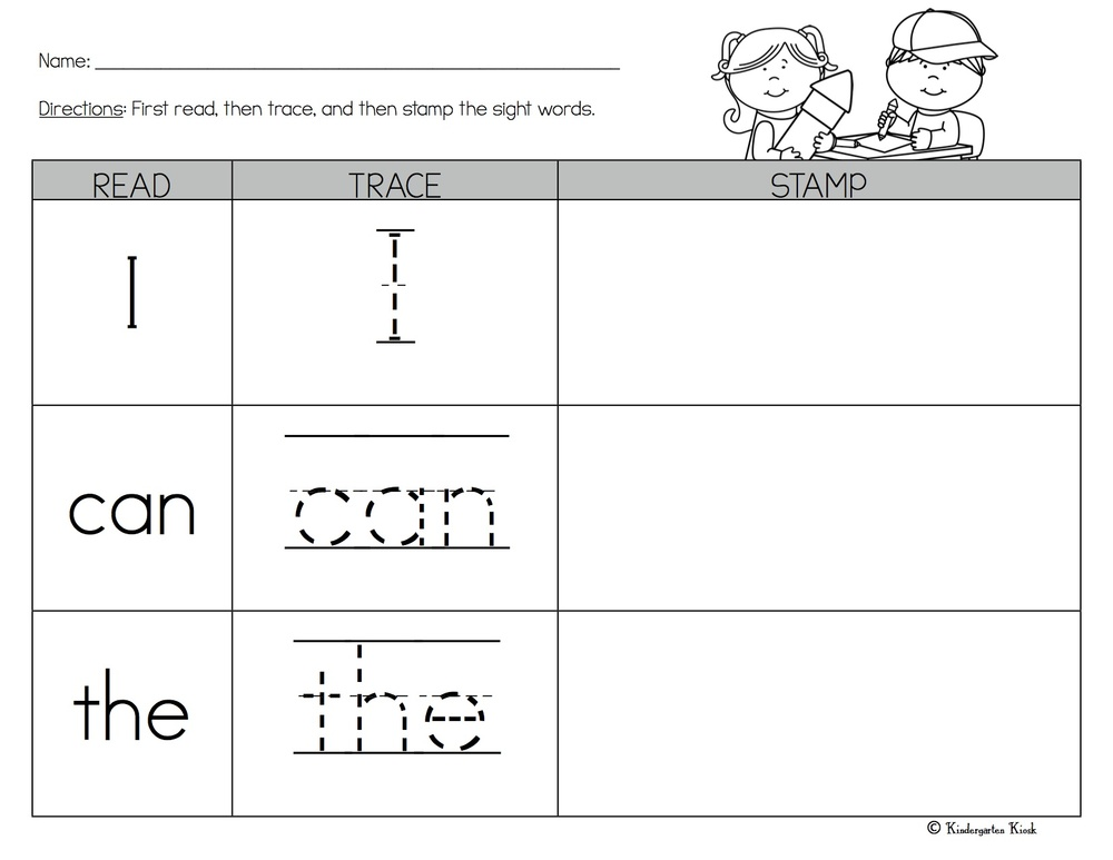 sight word for 2nd grade - Jcmanagement.co