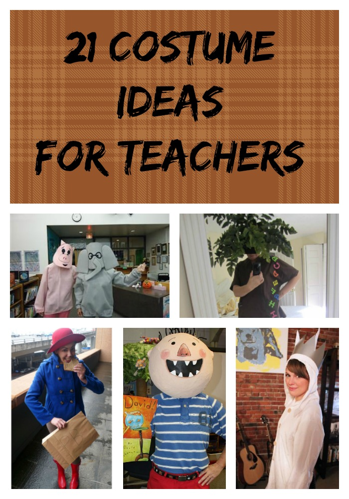 21 costume ideas for teachers kindergarten kiosk