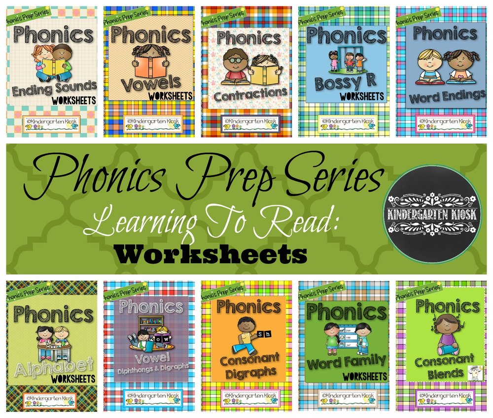 phonics-worksheets
