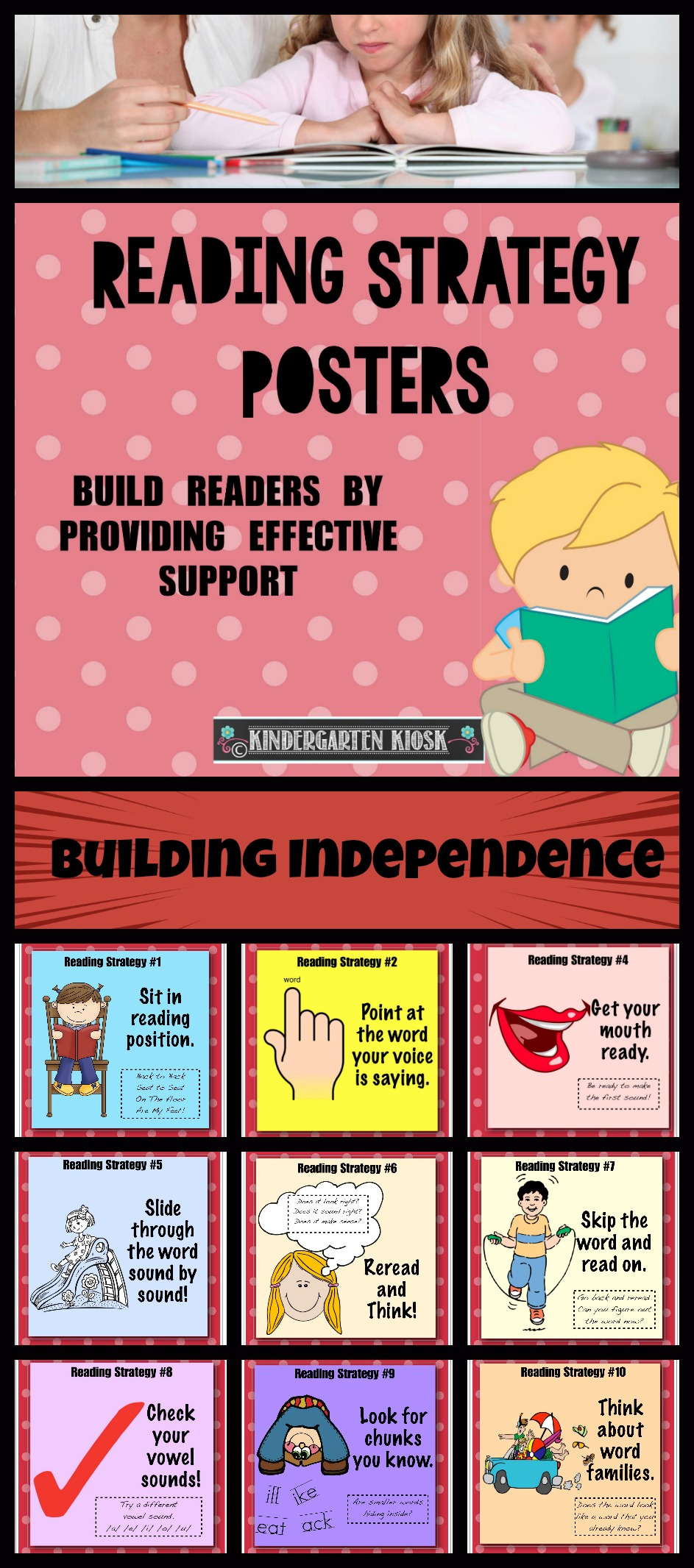 reading-strategies-posters