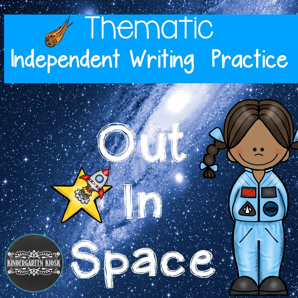 Out In Space: Writing Center Quick Kit