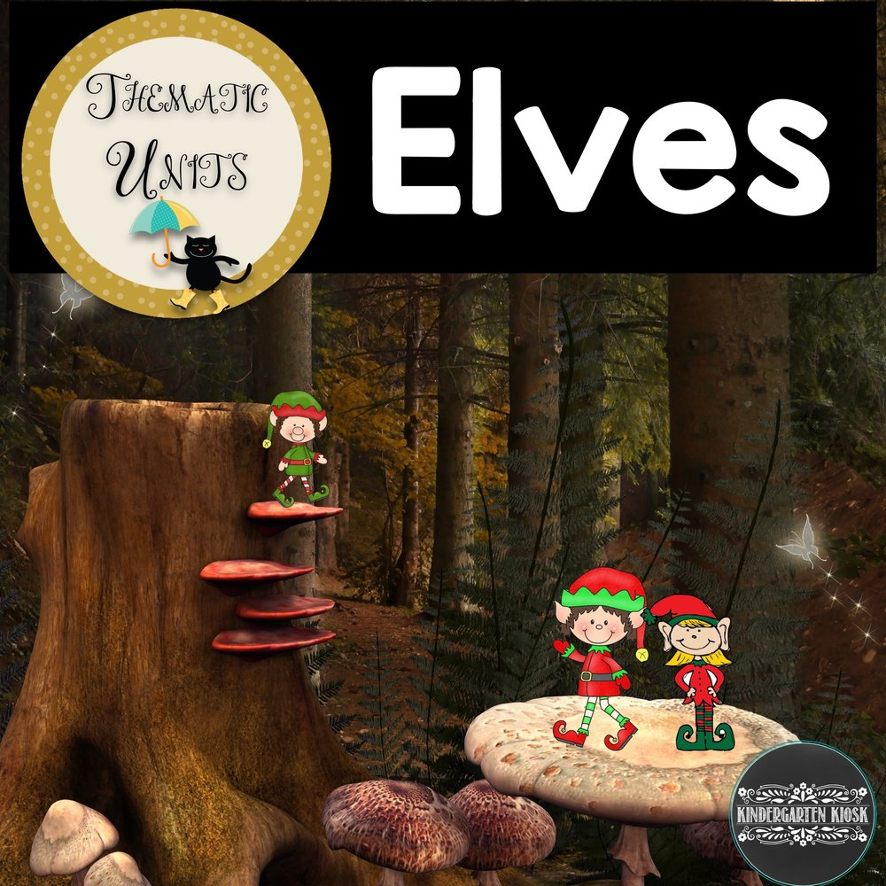 Elves Thematic Unit