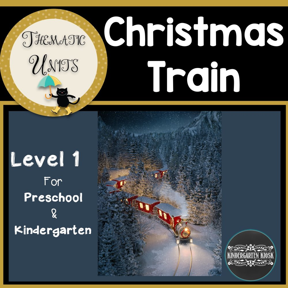 Polar Express Thematic Unit