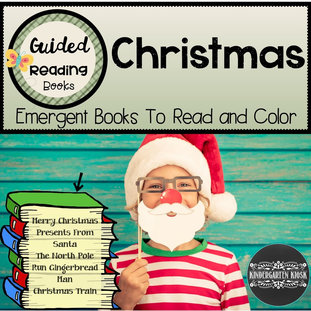 Guided Readers Christmas