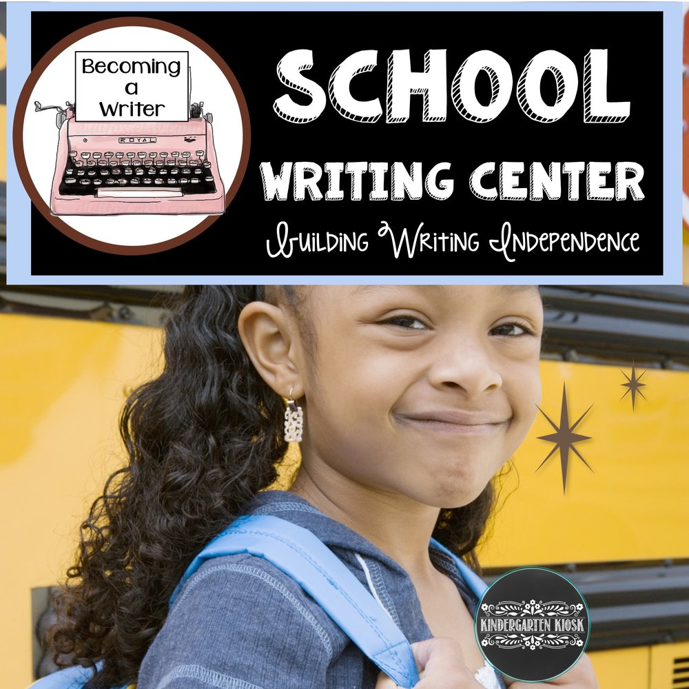 Back to School: Writing Center Activities