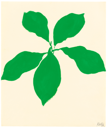 Ellsworth Kelly - Avocado