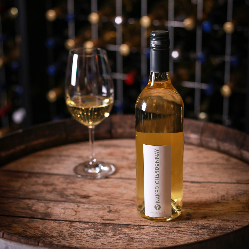 NAKED CHARDONNAY - Lifted ripe citrus and white nectarine greets the nose before a fresh, crisp and lingering finish on your palate.