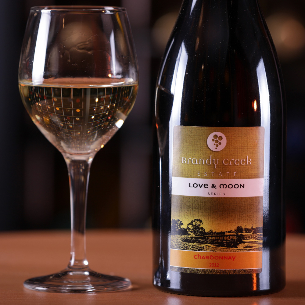 2012-Love & Moon Series Chardonnay - First release of the series dedicated to the Owner. Hand Harvested, Carefully picked bunches Aged in French oak for 3 years. Lifted stone and citrus fruit along with some nutty aromatic nuances. The palate shows citrus, grapefruit and white peach mingling with cashew nuts wrapped in a creamy texture that is dry but crisp with gentle, firm acidity at the end. Potential for aging till 2030.