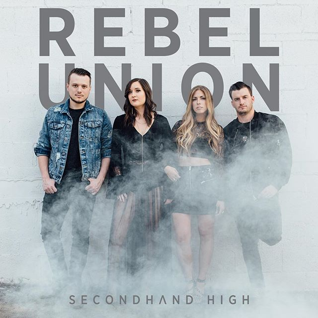 Pumped for @rebelunionofficial and their debut release!! [Link in bio!!!] #SHH #secondhandhigh #rebelunion