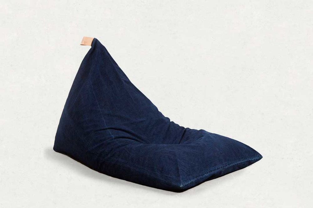 Beanbag Dark Denim