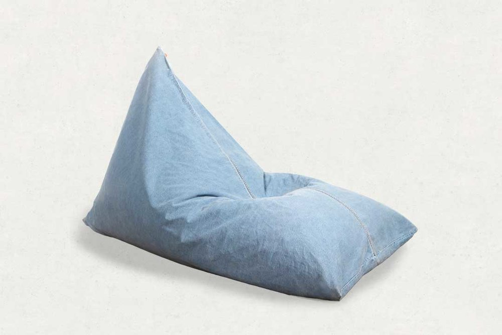 Beanbag Light Denim 2