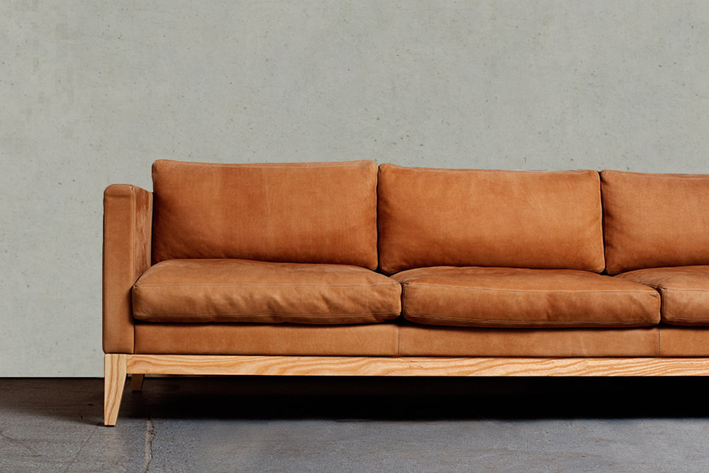 Classic Sofa Timber Base Koskela