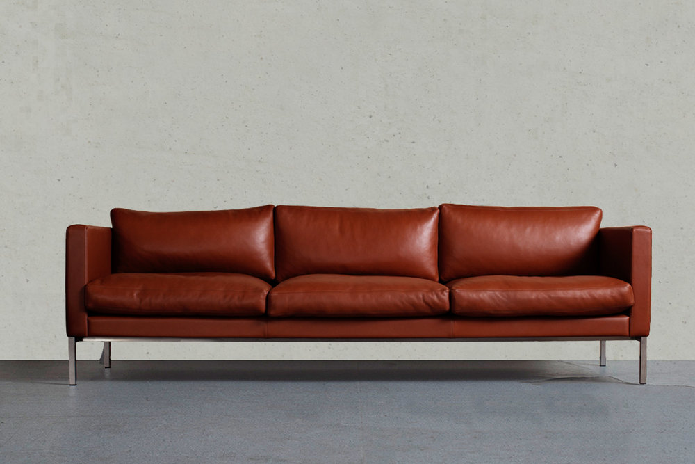 Classic Sofa [Steel Base]
