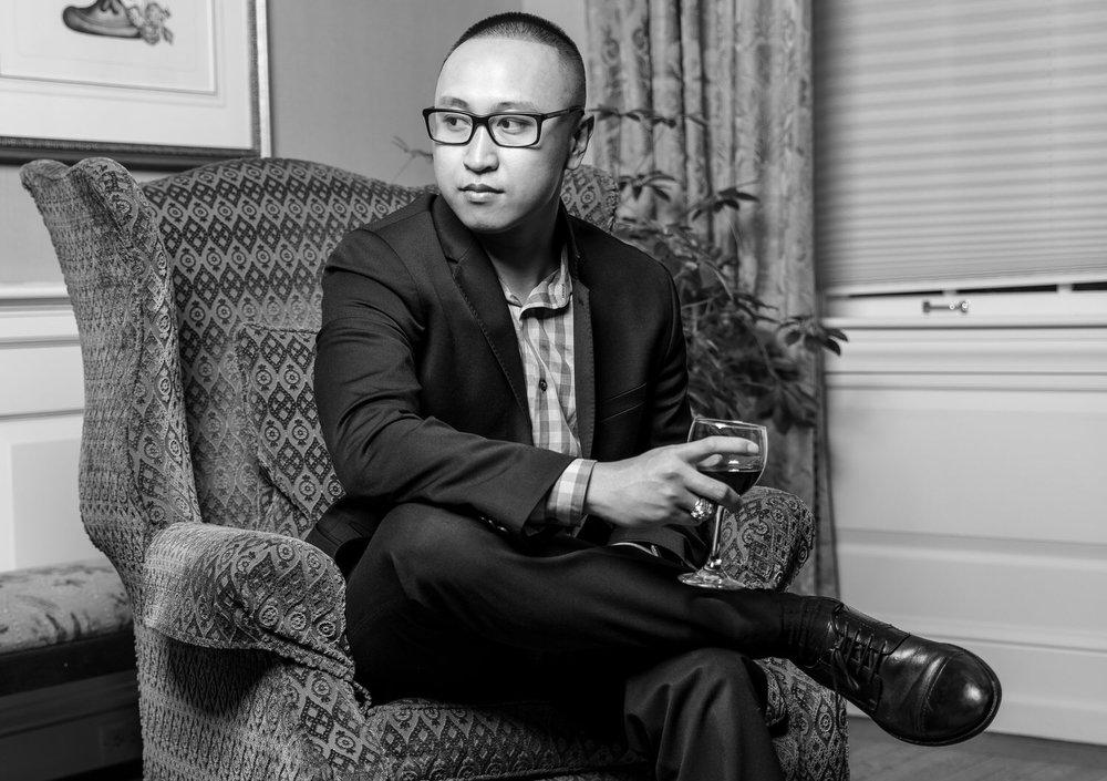 Houston Wedding Photographer David Trinh of D Trinh Photography