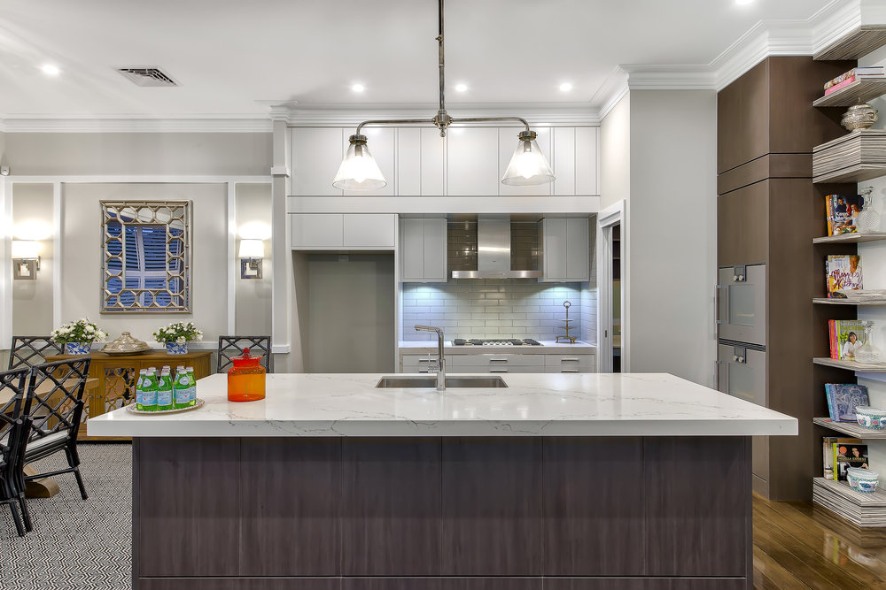 classic contemporary kitchen thomas alexander