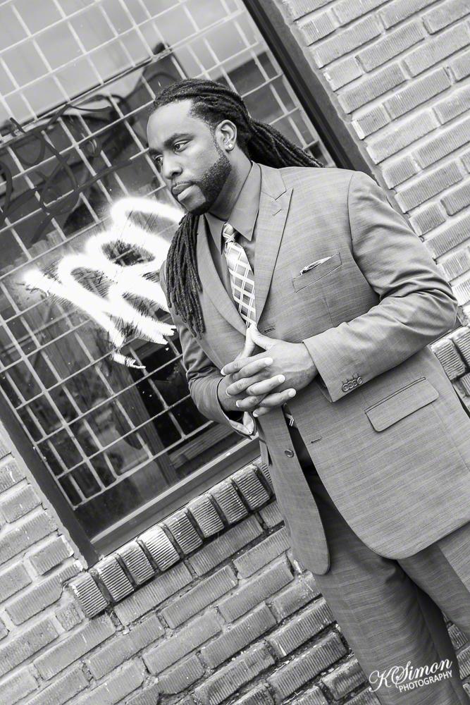 Fashion Headshot of Model | Atlanta + Dallas Lifestyle, Fashion & Business Portrait Studio and Outdoor Photographer | ksimonphotography.com | © KSimon Photography, LLC