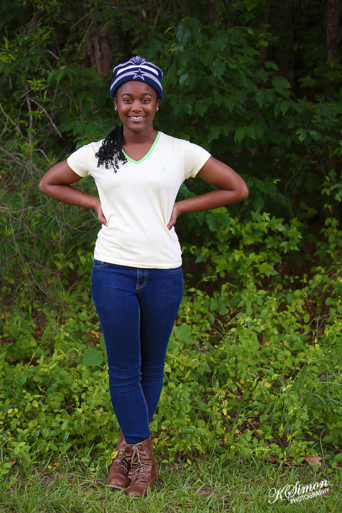 Lifestyle Teen Portrait | Atlanta + Dallas Lifestyle, Fashion, & Business Portrait Studio and Outdoor Photographer | ksimonphotography.com | © KSimon Photography, LLC