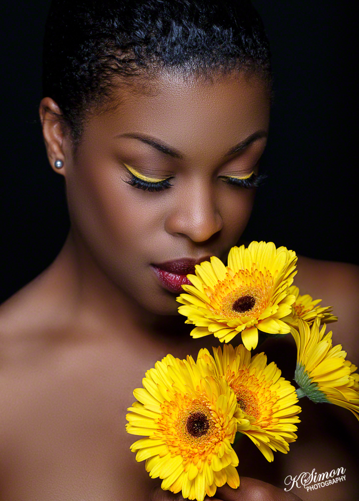 Beauty Headshot | Atlanta + Dallas Lifestyle, Fashion & Business Portrait Studio and Outdoor Photographer | ksimonphotography.com | © KSimon Photography, LLC