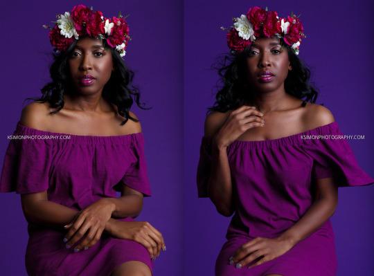 Fashion Headshot of Founder & Ceo of KSimon Photography | Atlanta + Dallas Lifestyle, Fashion & Business Portrait Studio and Outdoor Photographer | ksimonphotography.com | © KSimon Photography, LLC