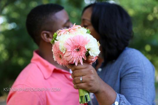 Lifestyle Portrait of Couple in Love | Atlanta + Dallas Lifestyle, Fashion & Business Portrait Studio and Outdoor Photographer | ksimonphotography.com | © KSimon Photography, LLC