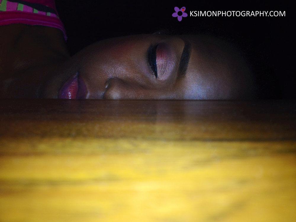 Shine your own light. Follow your own path. 🌟    - Kimberly    MUA: Rosalyn Martin     Photography: Kimberly Simon