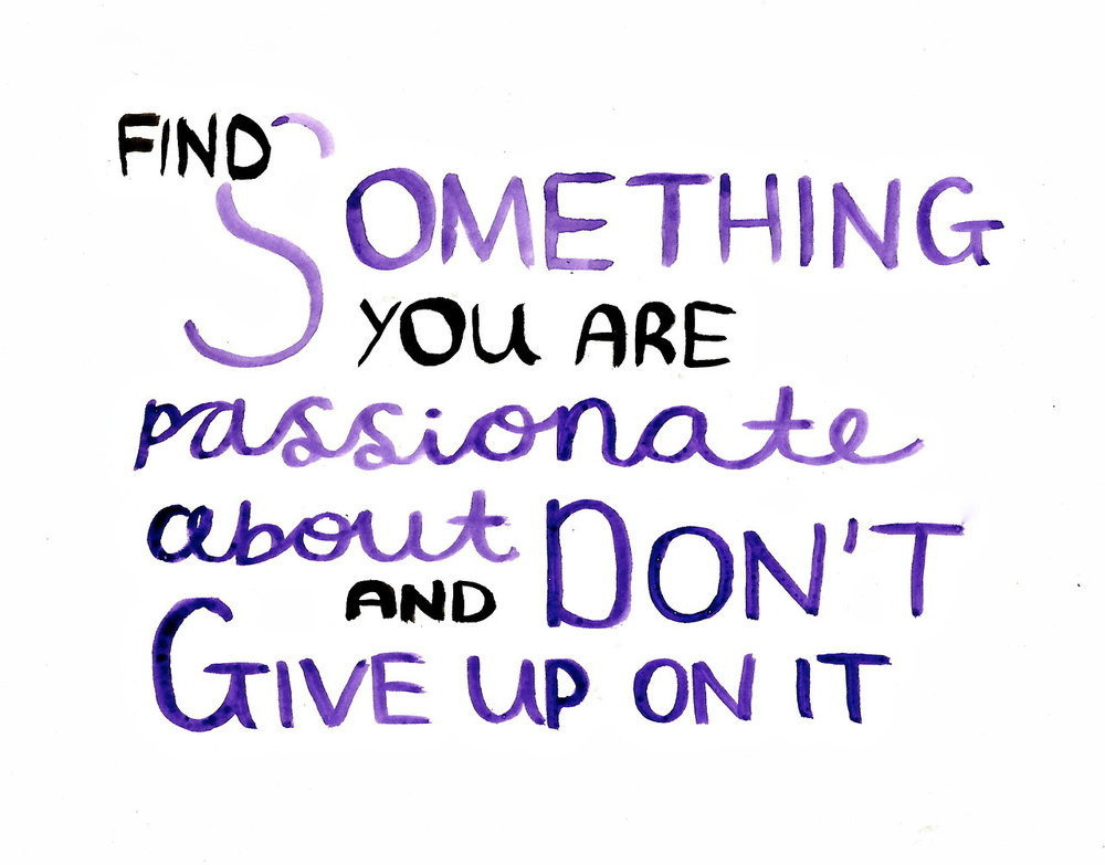 👆   Don't.   Give.   Up.   On.   It.   XOXO,   Kimberly 💜    #motivation