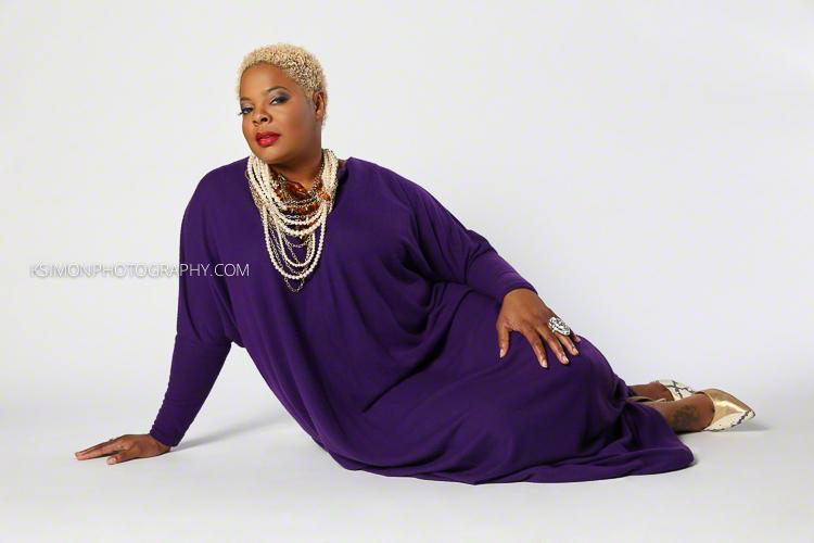 Fashion Headshot Photo | Dallas Lifestyle, Fashion & Business Portrait Studio and Outdoor Photographer | ksimonphotography.com | © KSimon Photography, LLC