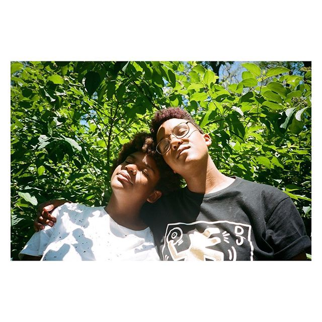 Tribe, 2017. | #35mmfilm  Super greatful to have found these two. Please follow @bb.collective to stay updated with what we are curating next. We have somthing super special for y'all coming soon.