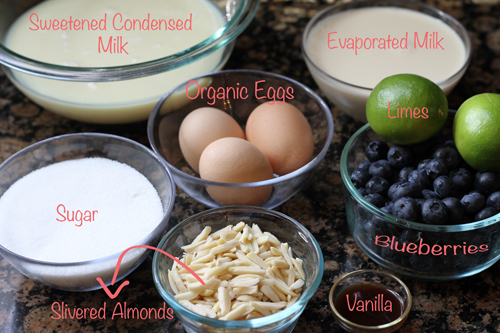 ingredients-almond-infused-flan