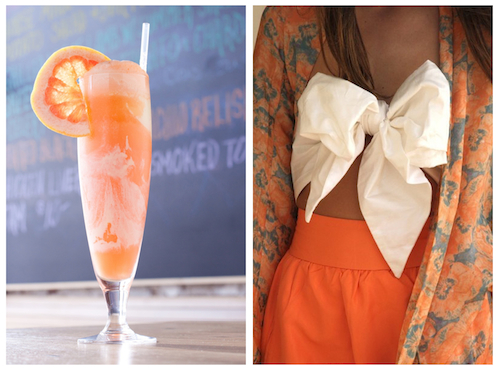 Orange-Soda-orange-tunic-fashion-meets-food