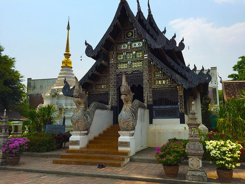 Wat Phra Singh Library