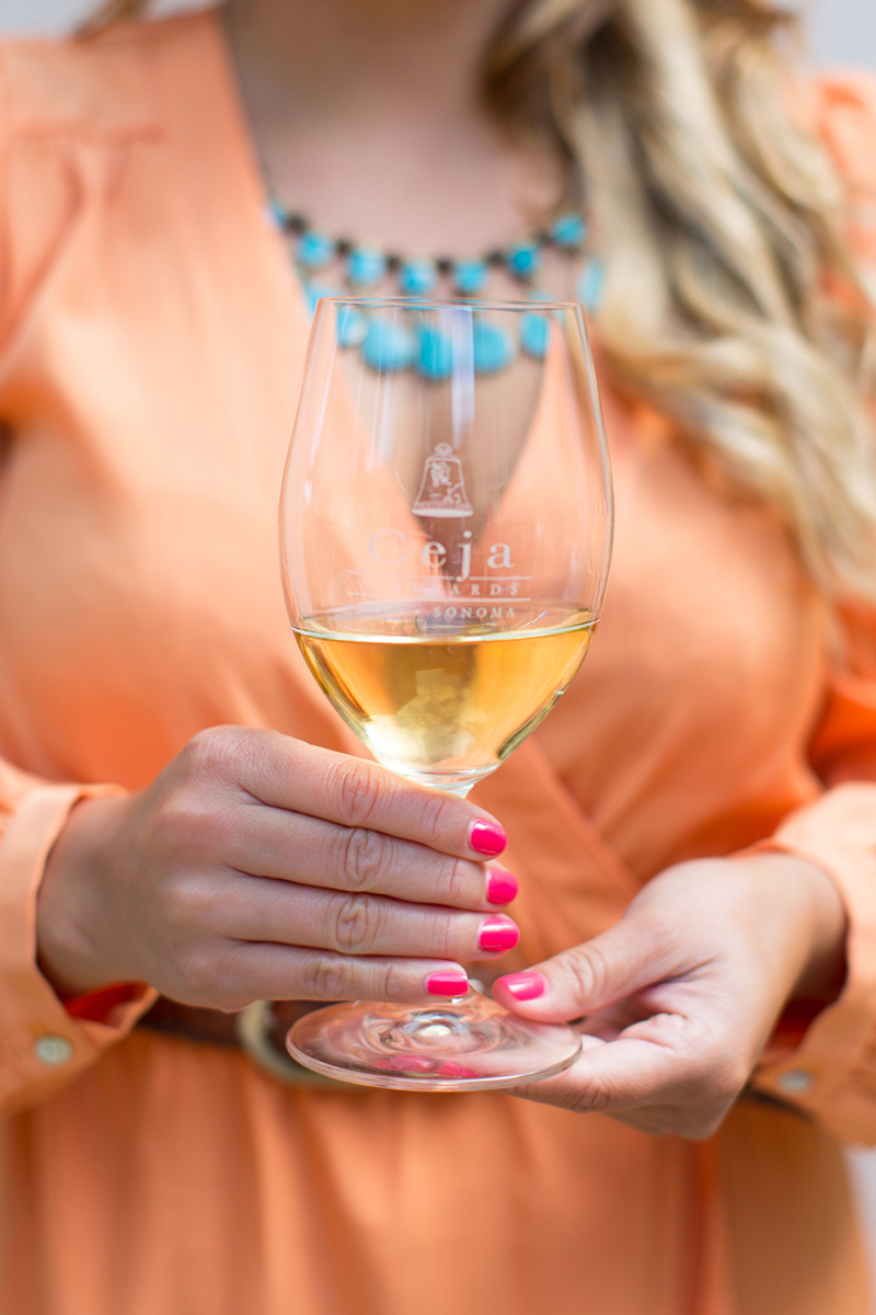 dalia-ceja-orange-dress-outfit-details-wine-wednesday-wine-to-the-people