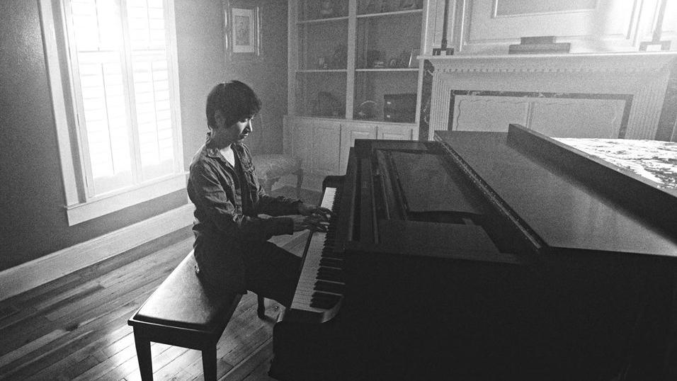 Kazumi Playing Piano B&W.jpg