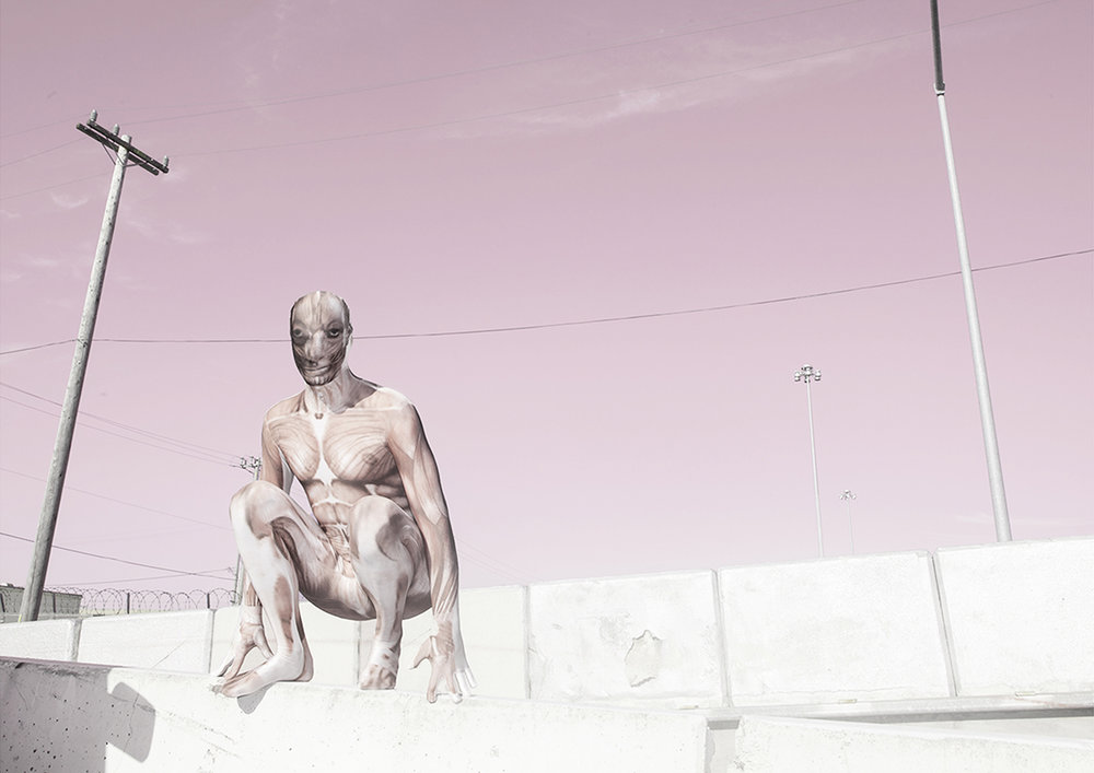 Bilder: Bea Lauper (Muscle Man, San Francisco)