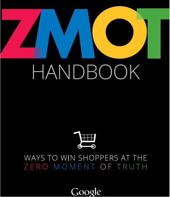Google's ZMOT handbook
