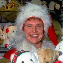 Gazza doesn't make predictions (image courtesy of Getty Images)