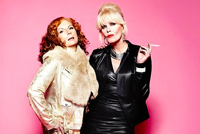 Absolutely Fabulous? Absolutely not.