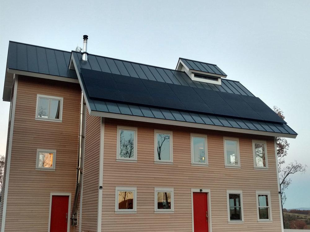 Albany Solar Solutions, Residence, NY