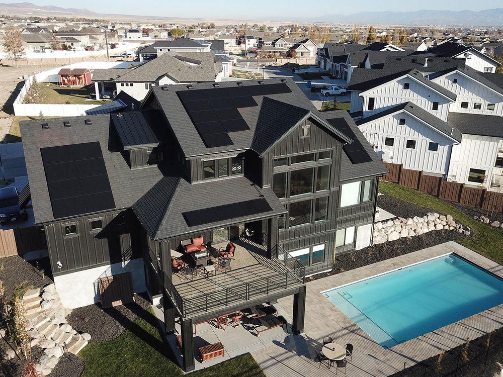 Auric Solar, Residence, UT