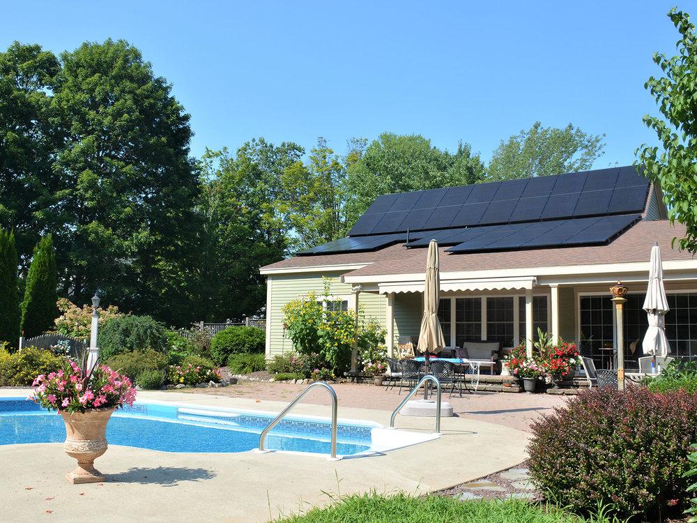 Invaleon Solar, Residence, MA
