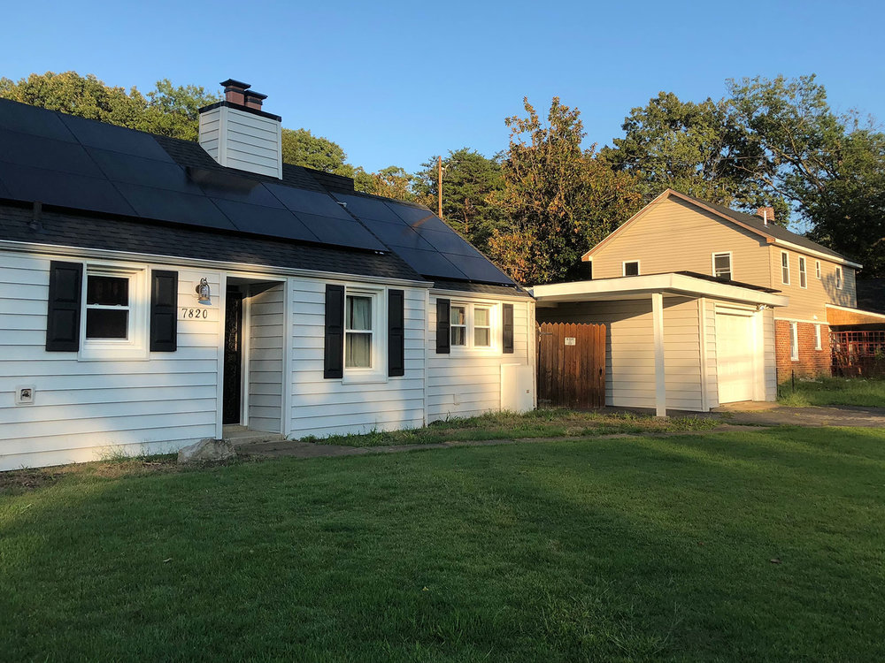 Lumina Solar, Residence, MD