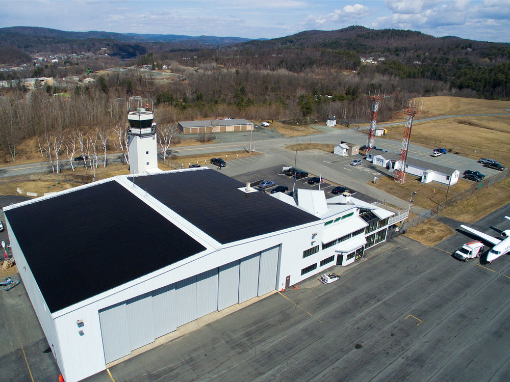 Norwich Solar Technologies, Granite Airport, NH