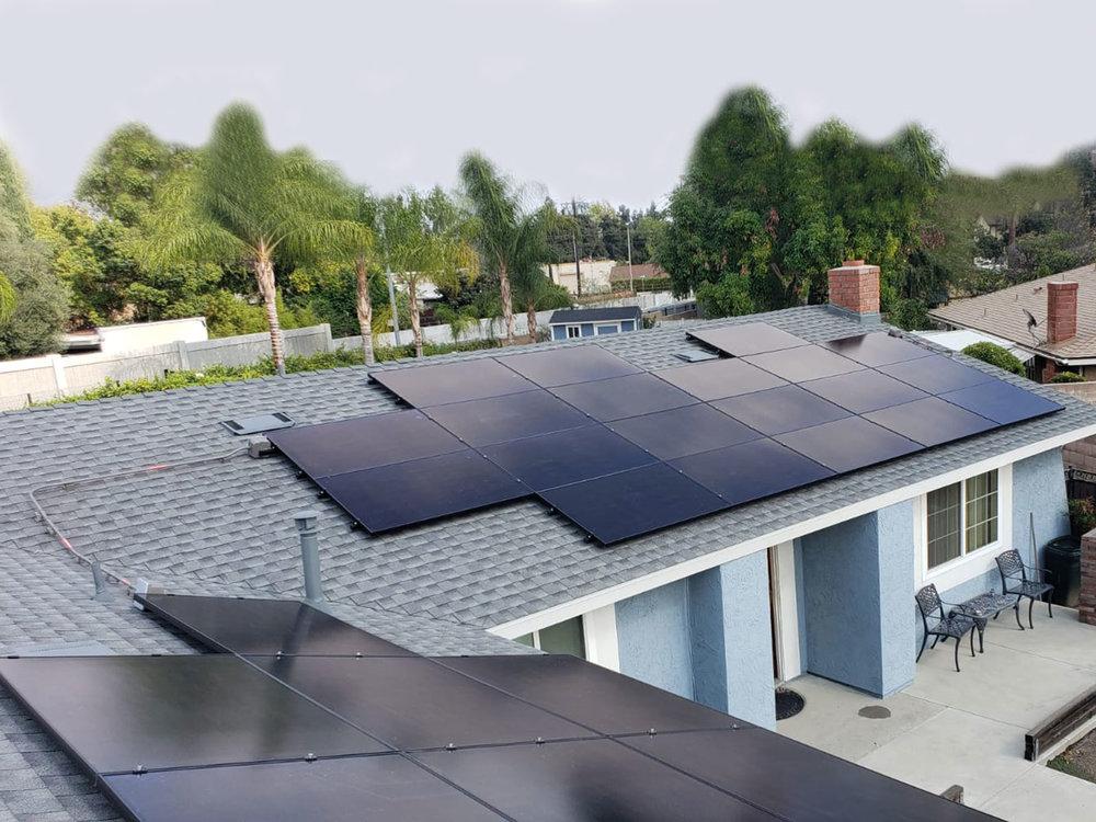 G.I.M. Energy, Residence, CA