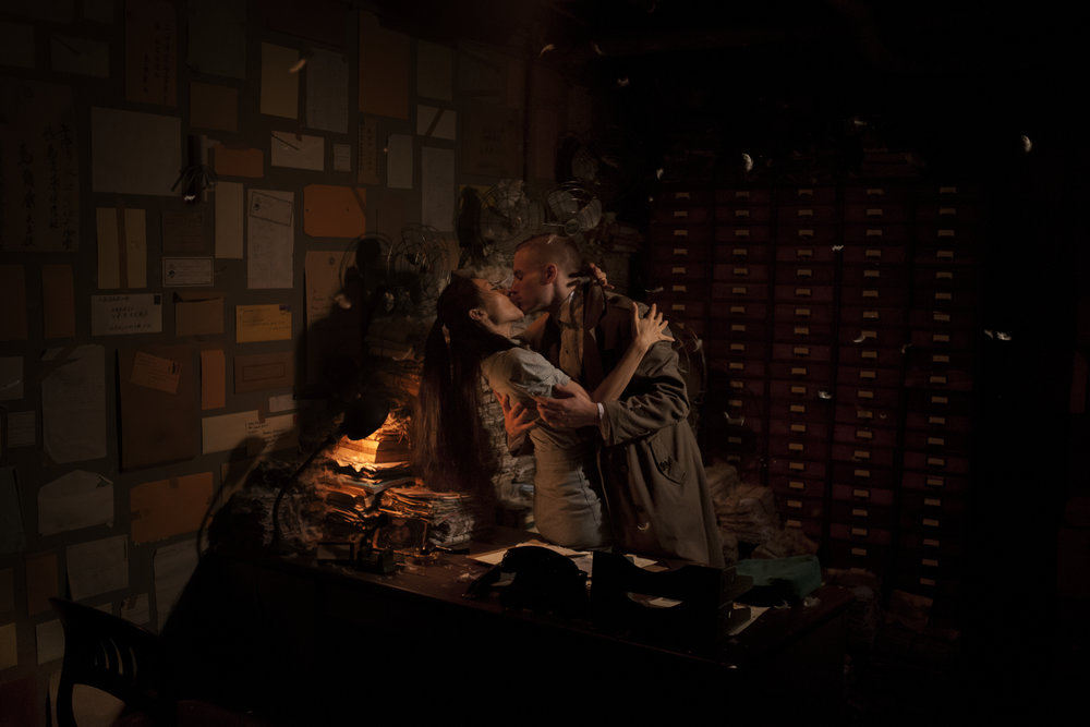 32 - Punchdrunk's Sleep No More, Shanghai - Xu Xinwen, Garth Johnson - Credit Jiang Fan.jpg