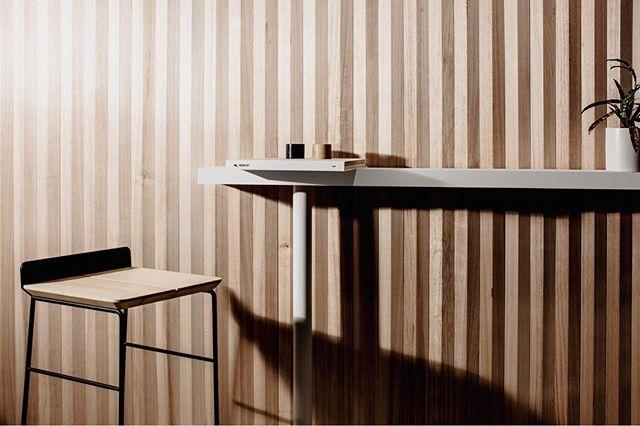 ➖Ossa High Stool 770 | America Oak, Walnut and Tasmanian Oak options available.